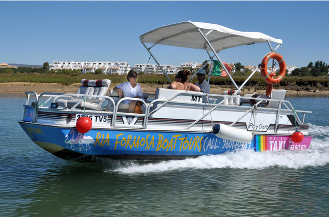Small Lagoon Tour - Faro