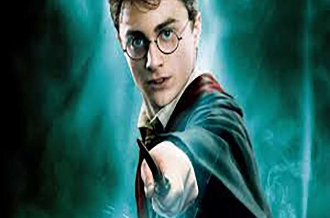 Harry Potter London Taxi Tour