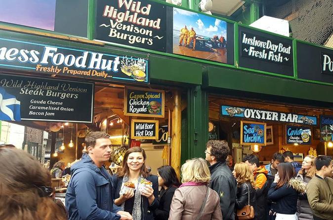 London Street Food Taxi Tour