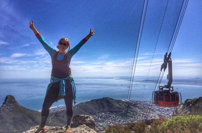 Table Mountain: India Venster Hike - Cape Town