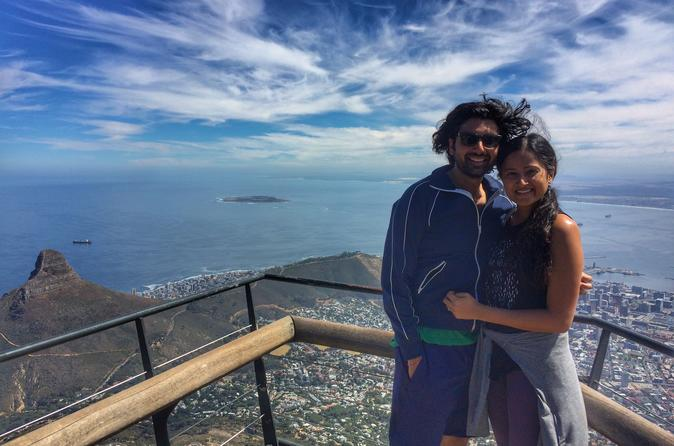 Table Mountain: Platteklip Gorge Hike - Cape Town