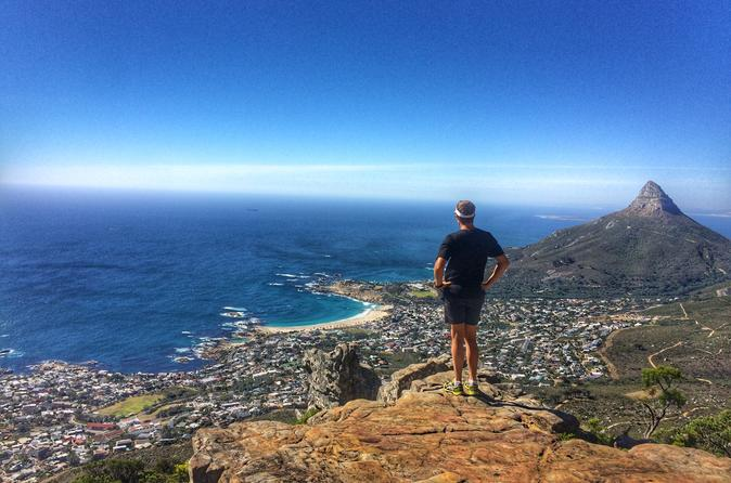 Table Mountain: Tranquility Cracks Hike - Cape Town