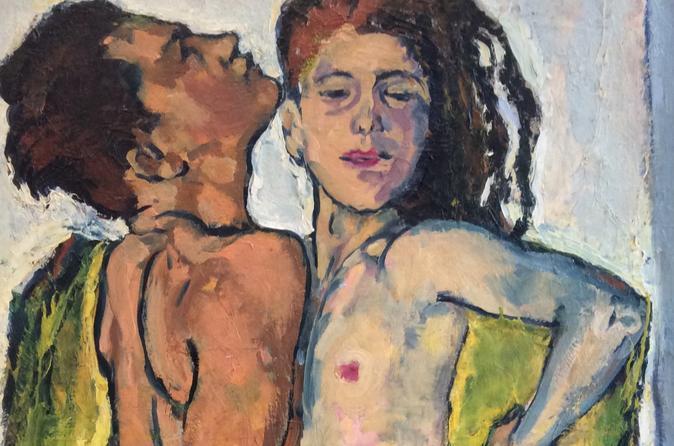 Viennese Art  In The Leopold Museum: Klimt, Schiele, Kokoschka - Vienna