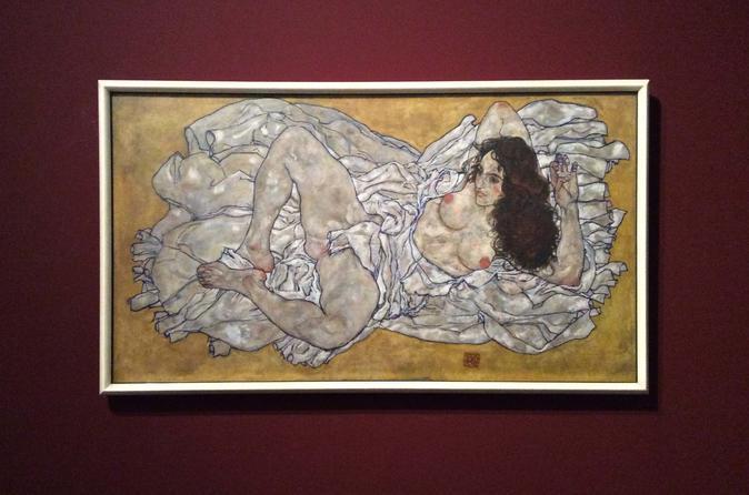 Viennese Art  in the Leopold Museum: Klimt, Schiele, Kokoschka
