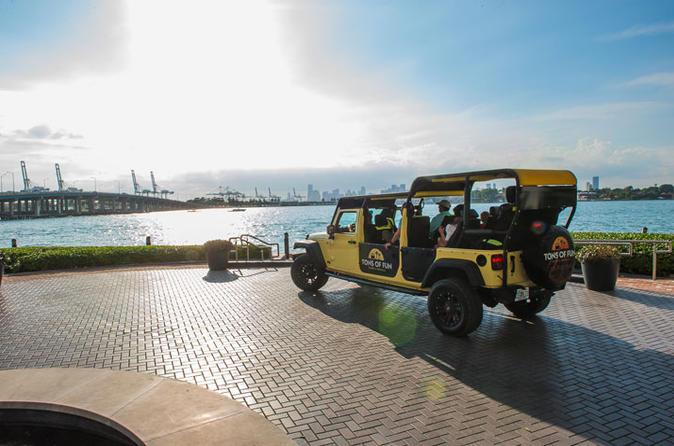 Private Tour: Miami City Sightseeing