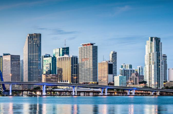Private Tour: Miami City Sightseeing