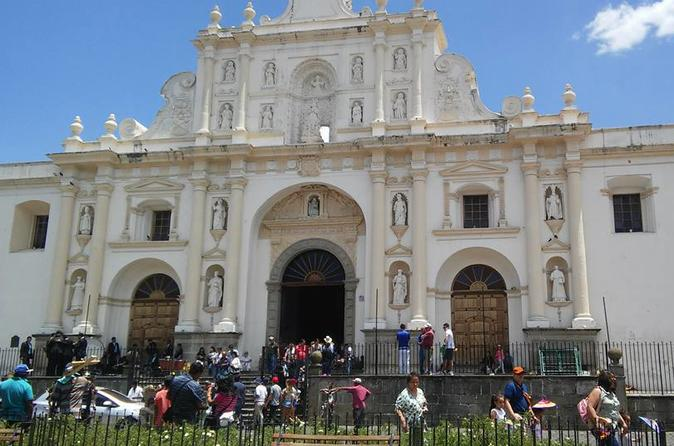 Antigua Guatemala Walking Tour