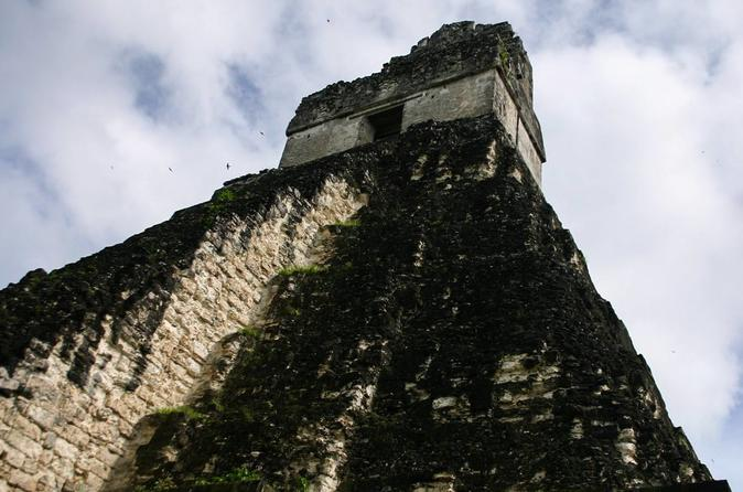 Enjoy a Day Trip by air of the archaeological site of Tikal from Guatemala City