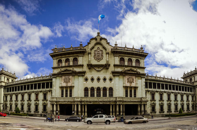 Guatemala City Archaeological Tour