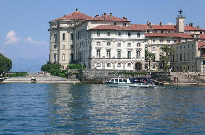 Lake maggiore isola bella hop on hop off ferry tour in stresa 206700