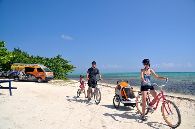 West Bay Bike Tour on Grand Cayman