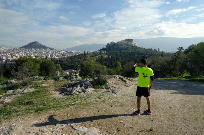RUNNING THROUGH HISTORY - Athens