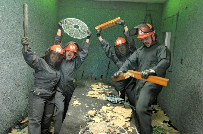Rage Room Experience