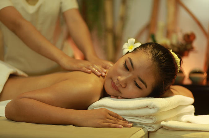 Head Back And Shoulder Massage By DEVATARA SPA - Siem Reap