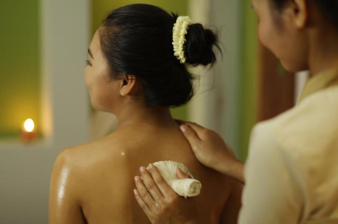 Hot Herbal Compress Massage By DEVATARA SPA - Siem Reap