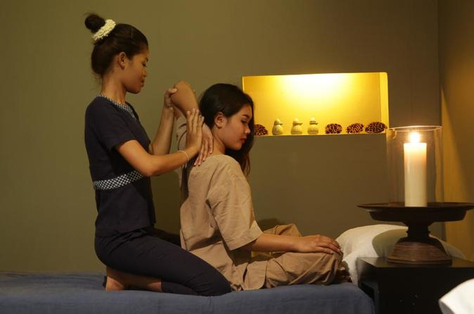 Khmer Tradition Massage By DEVATARA SPA - Siem Reap