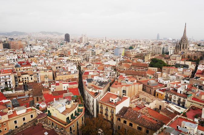 Casco antiguo de barcelona mercados y mirador garant a - Casco antiguo de barcelona ...