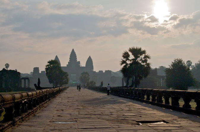 Angkor Wat 4 Day Temple Selected Private Day Tour - Siem Reap