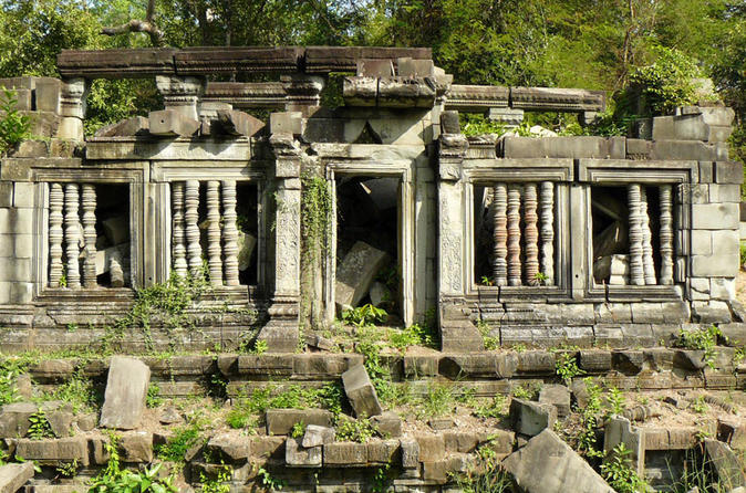 Beng Mealea Temple Private Day Tour - Siem Reap