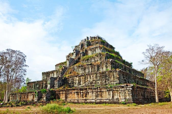 Koh Ker And Beng Mealea Temple Private Day Tour - Siem Reap
