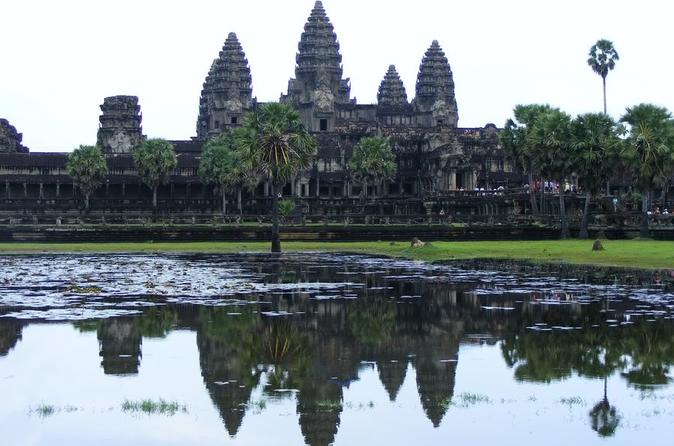 Small Tour With Sunset (Bayon,Ta Prom,Banteay Kdey And Angkor Wat Temple) - Siem Reap