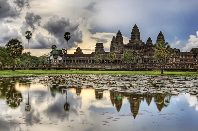 Two Day Tour (Sunrise Angkor Wat & Beng Mealea&Floating Village Kompong Kleang) - Siem Reap