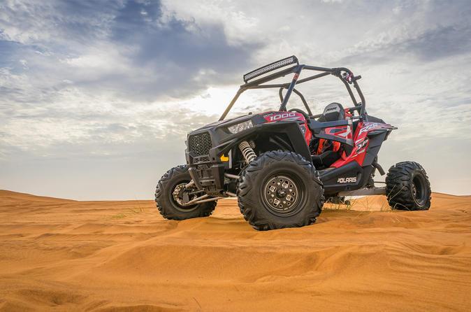Polaris Buggy - One Hour Desert Intro - Dubai