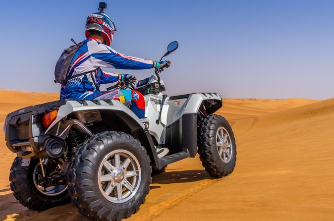 Polaris Quad Bike Experience - Two Hour - Dubai