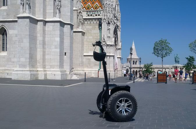 Buda Castle Sightseeing Tour With Segway Style - Budapest