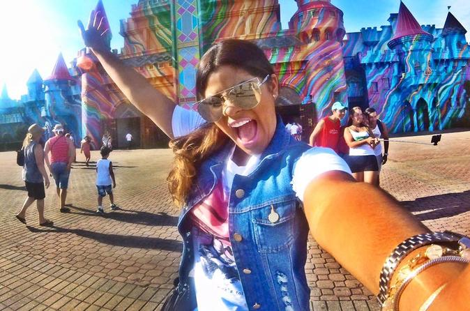 Beto Carrero World, The Largest Theme Park In Latin America - Florianopolis - SC - Florianópolis