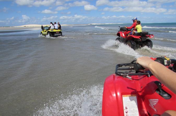 Buggy Tour in Tatajuba Beach from Jericoacoara