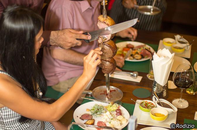 Churrascaria Restaurant In Rio De Janeiro