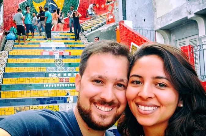 Discover Rio De Janeiro:  Santa Teresa E Lapa Half Day Tour