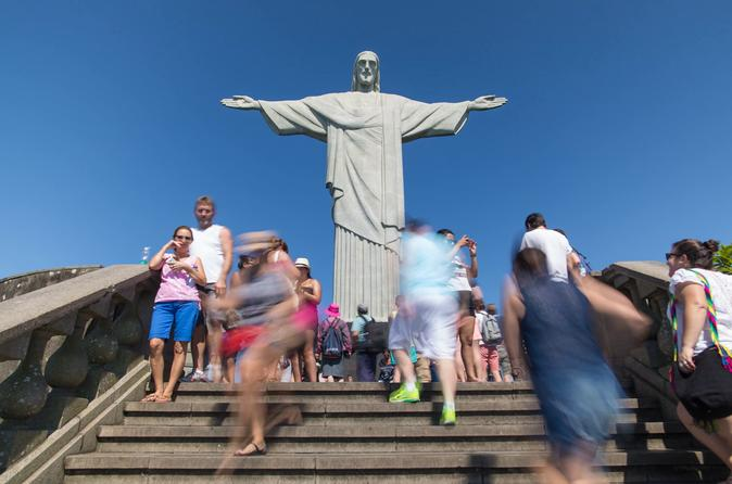 Full Day Tour To Sugar Loaf And Christ The Redeemer With Bbq Lunch - Rio De Janeiro