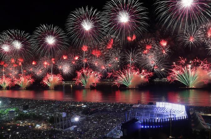 Get Ready To 2019 New Year Eve In Rio De Janeiro - Copacabana
