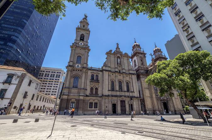Historic Rio Walking Tour - Rio De Janeiro