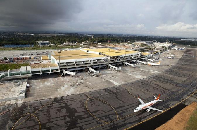 Manaus Private Transfer MAO  Eduardo Gomes International to Cruise Port