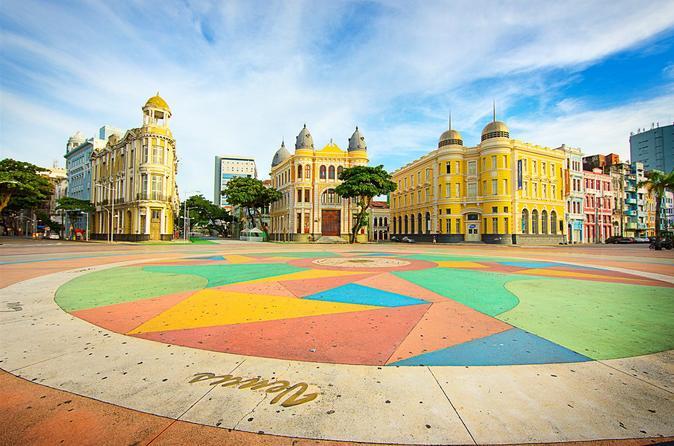 Maragogi : Discover Recife and Olinda , full day city tour
