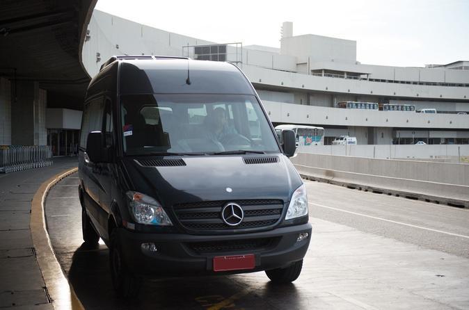 Minibus Private Transfer From GIG Galeao Airport  To Rio De Janeiro