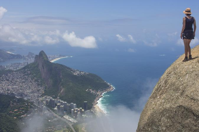Pedra Da Gavea Hike In Rio De Janeiro