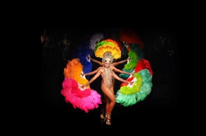 Pre Or Post Cruise - Rio By Night: Dinner And Samba Show - Rio De Janeiro