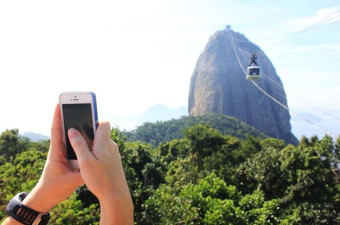 Pre Or Post Cruise Rio City Tour With Sugar Loaf (Pao De Acucar) - Rio De Janeiro