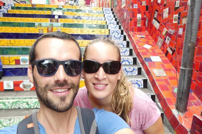 Private Tour  Santa Teresa E Lapa Half Day - Rio De Janeiro