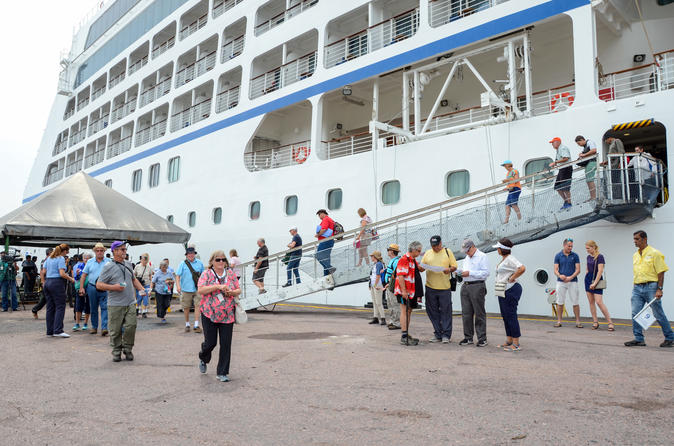 Private Transfer From Cruise Ship Pier To Manaus
