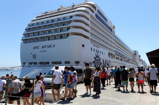 Private Transfer From Cruise Ship Pier To Rio De Janeiro Hotel