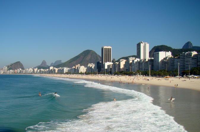 Private Transfer From Rio De Janeiro Hotel To Cruise Ship Pier
