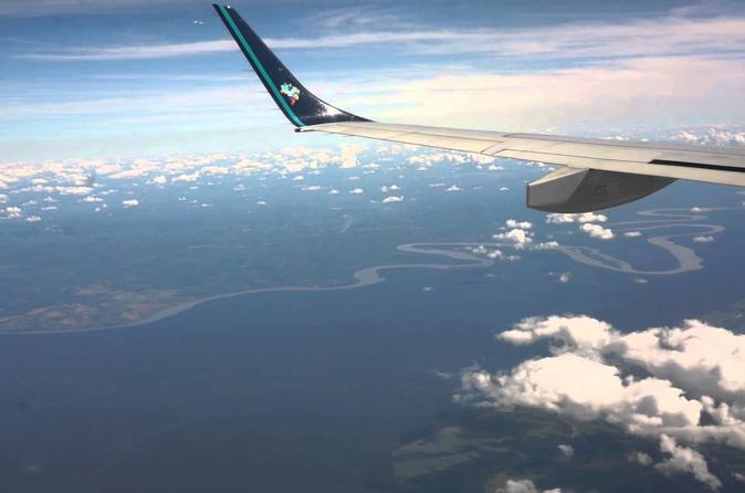 Private Transfer: Manaus International Airport - MAO - Eduardo Gomes To Manaus
