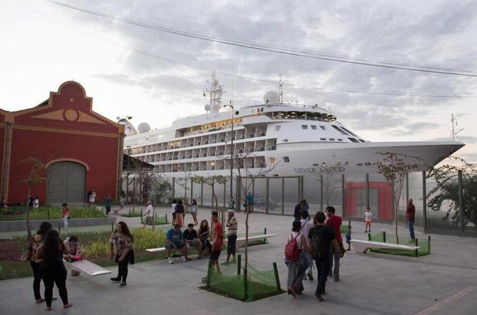Private Transfer Rio De Janeiro Cruise Port To GIG Galeao International Airport