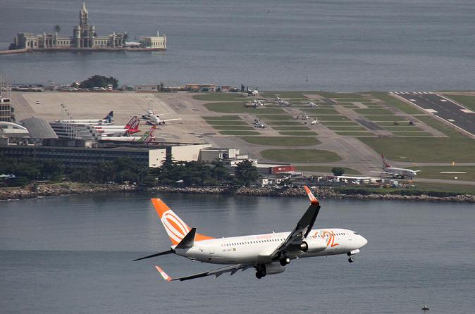 Private Transfer: Rio De Janeiro SDU Airport To GIG Galeao International Airport