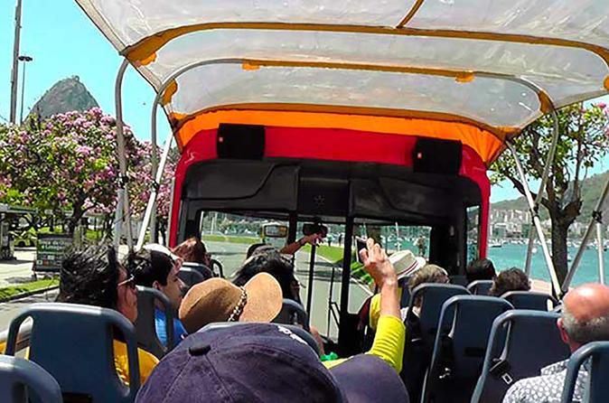 Rio de janeiro:  Panoramic City Tour